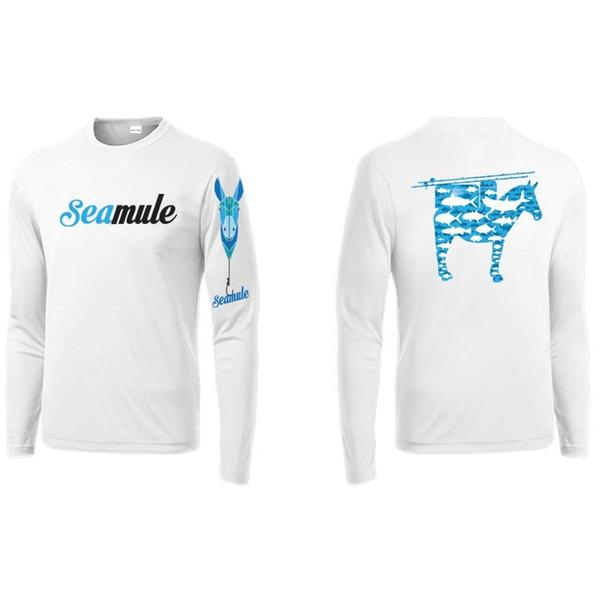 Men's Performance Long Sleeve - Seamule