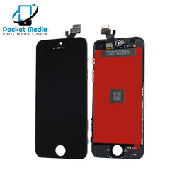 Premium iPhone 5 Replacement Screen - Black
