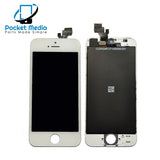 Premium iPhone 5 Replacement Screen - White