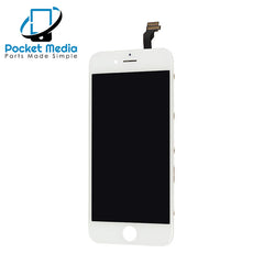 Premium iPhone 6 Replacement Screen - White