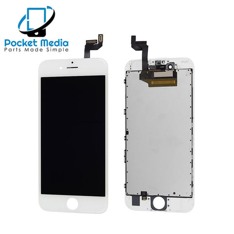 Premium iPhone 6S Replacement Screen - White