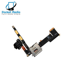 iPad 2 Sim reader and headphone port