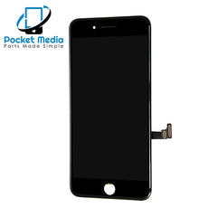 Premium iPhone 7 Plus Replacement Screen - Black
