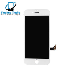 Premium iPhone 7 Replacement Screen - White