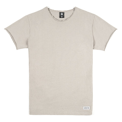 Washed Authentic Tee - flint grey