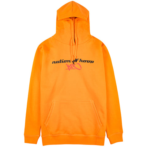 Atomatic Hoody - orange