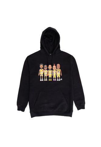 LT Dynasty Hoody - black