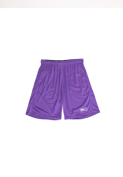 New Micromesh Shorts - royal purple