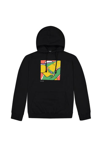 Do The Mike Thing Hoody - black