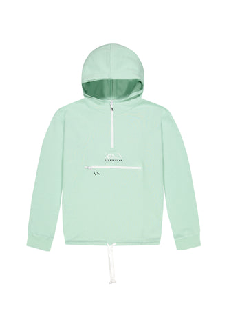 Pacific Hoody - bird's egg green