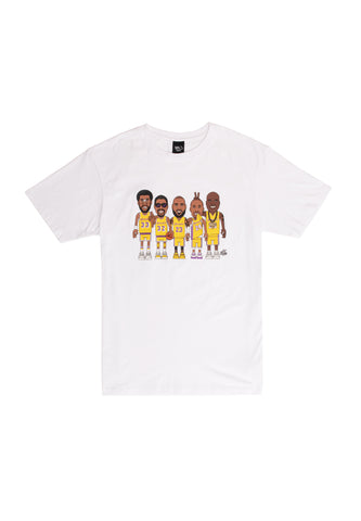 LT Dynasty Tee - white