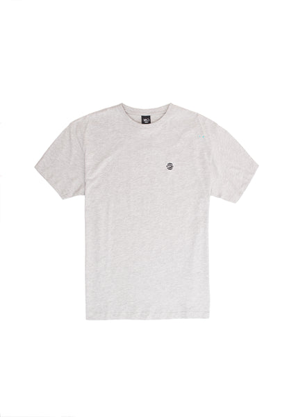 Color Tee - light grey heather