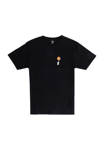 Spin Tee - black