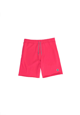 Color Sweatshorts - virtual pink