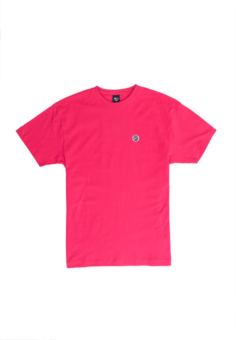 Color Tee - virtual pink