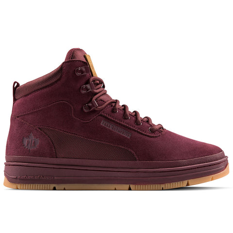 GK 3000 - burgundy/light gum