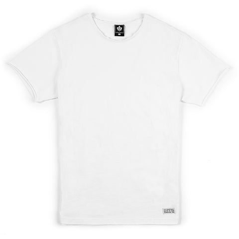 Washed Authentic Tee - white