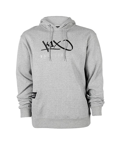 k1x hardwood hoody mk3 - grey heather