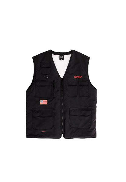 NASA Tactical Vest - black
