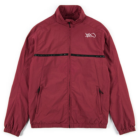 Hool Jacket - burgundy
