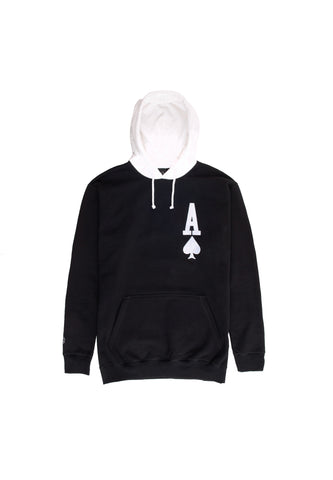 Ace Hoody - black
