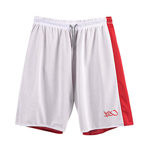 Hardwood Reversible Game Set Shorts - red/white