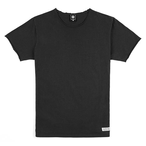 Washed Authentic Tee - black