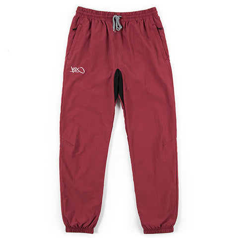 Hool Pants - burgundy