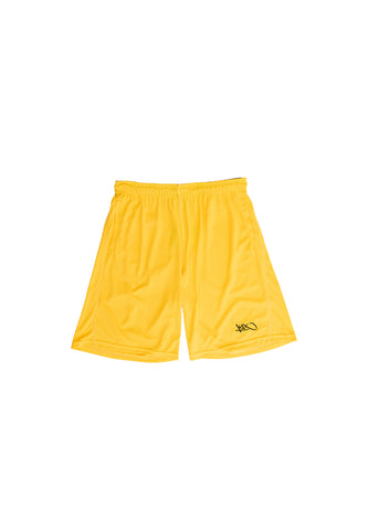 New Micromesh Shorts - lemon chrome