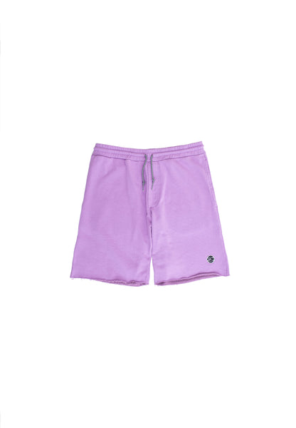 Color Sweatshorts - african violet
