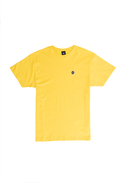 Color Tee - cyber yellow