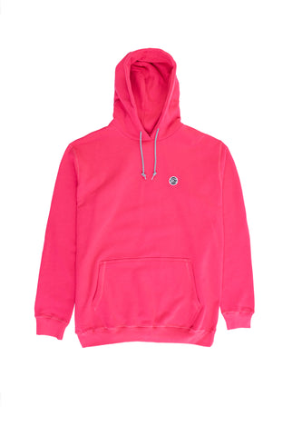 Color Hoody - virtual pink