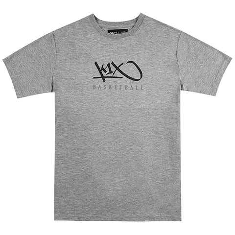 k1x hardwood tee mk3 - grey heather