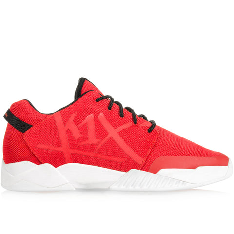 all net - x-red/black