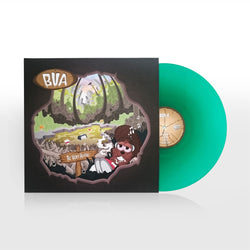 BVA - Be Very Aware (TRANSPARENT GREEN DOUBLE GATEFOLD VINYL)