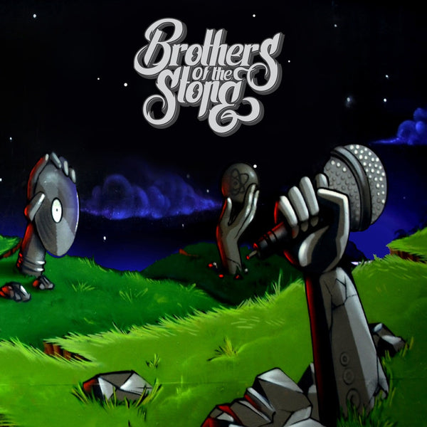 Brothers of the Stone - Brothers of the Stone (CD)