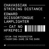 Edward Scissortongue + Lamplighter - Chavassian Striking Distance (LIMITED EDITION VINYL)