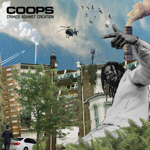Coops - Crimes Against Creation (Digital)