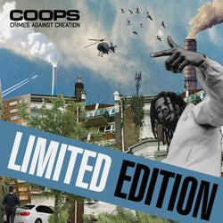 Coops - Crimes Against Creation (LIMITED EDITION VINYL PRE ORDER)