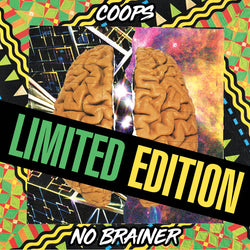 Coops - No Brainer (LIMITED EDITION MARBLE VINYL)