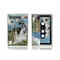 Coops - Crimes Against Creation (LIMITED EDTION TAPE)