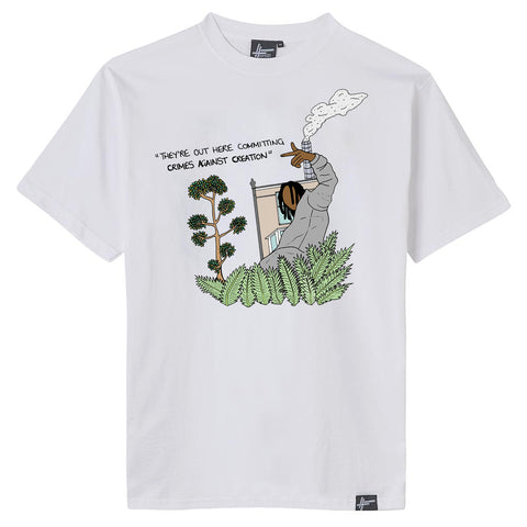 Coops - Crimes Against Creation T Shirt