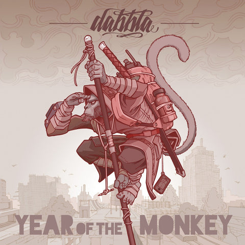 Dabbla - Year Of The Monkey (Digital)