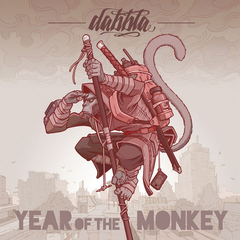 Dabbla - Year Of The Monkey (CD)