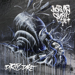 Dirty Dike - Acrylic Snail (CD)