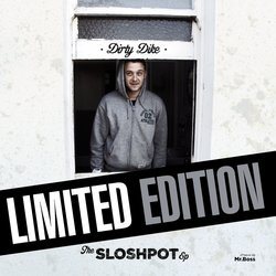 "Dirty Dike - The Sloshpot EP (LIMITED EDITION 12"" VINYL - EP)"