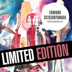 Edward Scissortongue - Better.Luck.Next.Life (DOUBLE DISC VINYL)