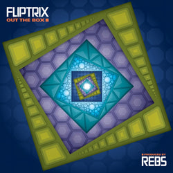 Fliptrix - Out The Box (CD)