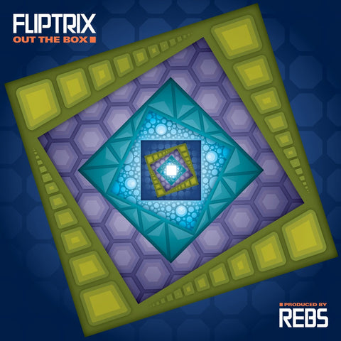 Fliptrix - Out The Box (Digital)