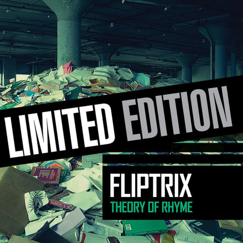 Fliptrix - Theory Of Rhyme (Limited Edition Vinyl)